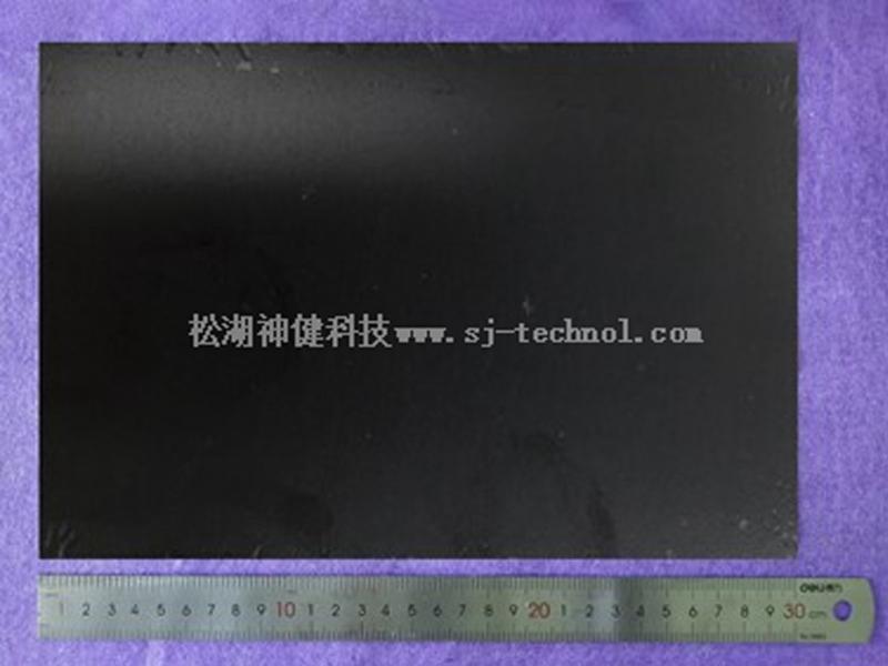 纳米碳纤维膜树脂复合板